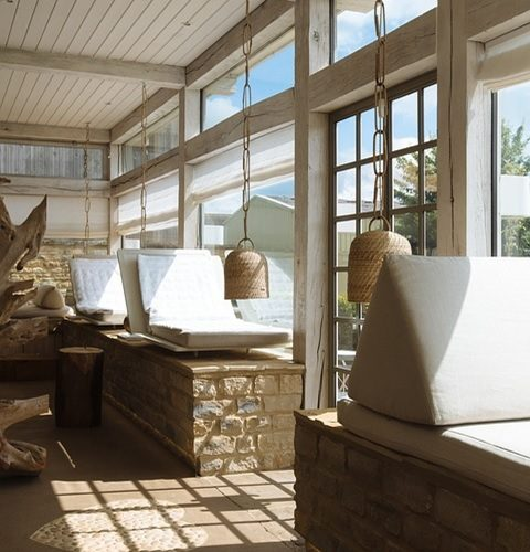 שילוב זכוכית בעיצוב הבית